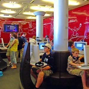 Интернет-кафе Терновки