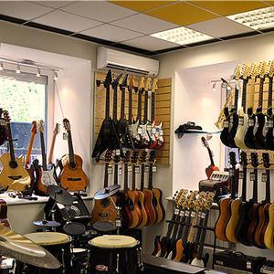 Музыкальные магазины Терновки