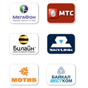 Операторы сотовой связи Терновки