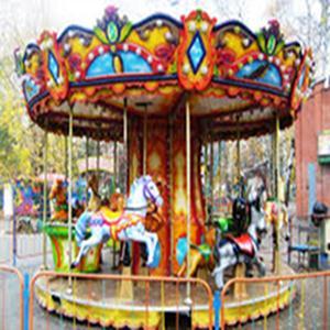 Парки культуры и отдыха Терновки