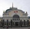 Железнодорожные вокзалы в Терновке