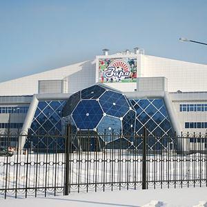 Спортивные комплексы Терновки